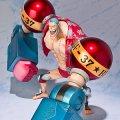 【11/9月・発売中】★Figuarts ZERO フランキー(新世界Ver.)