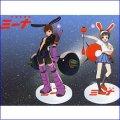【07/2月・NEW】★月面兎兵器ミーナ〜EXフィギュアVol.3〜【全2種セット】